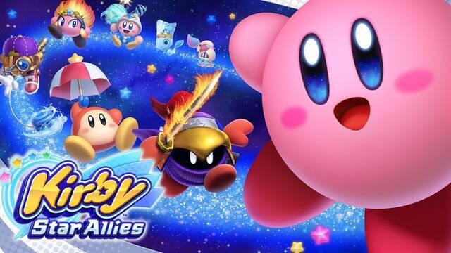 Kirby: Star Allies es el videojuego más vendido de la semana en Japón