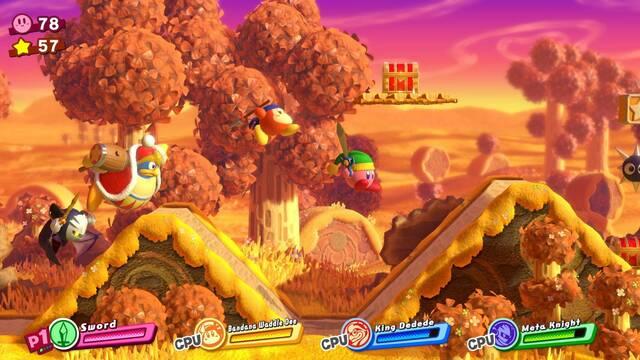 Kirby Star Allies ya tiene todos sus personajes y no sumará más