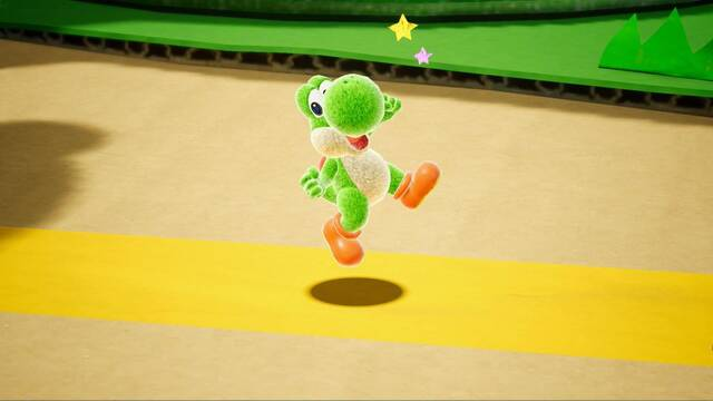 Yoshi para Nintendo Switch usa Unreal Engine 4