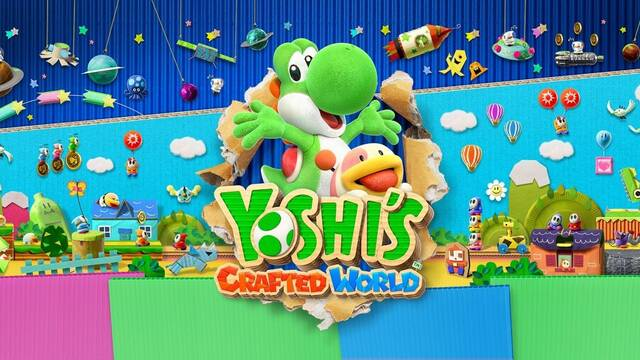 Yoshi's Crafted World se muestra ante el público nipón