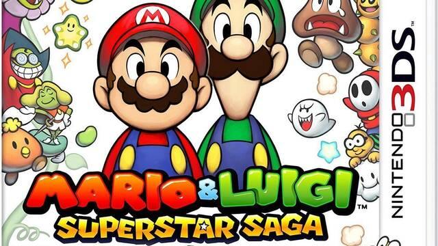 Mario & Luigi: Superstar Saga + Secuaces de Bowser prescinde de imagen 3D