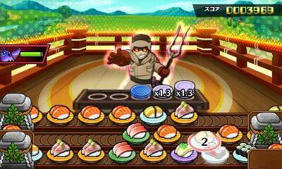 Sushi Striker: The Way of Sushido nos hace cantar con su nuevo tráiler