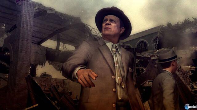 """Jugamos el nuevo caso para L.A. Noire, """"Galvanizados Nicholson"""""""