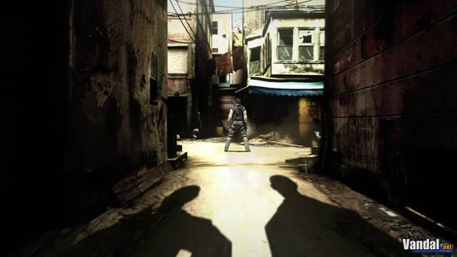 TGS: Nuevas imágenes de Resident Evil 5