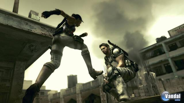 GC: Nuevas imágenes de Resident Evil 5
