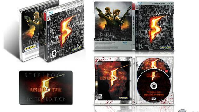 Confirmada la edición especial de Resident Evil 5 para Europa