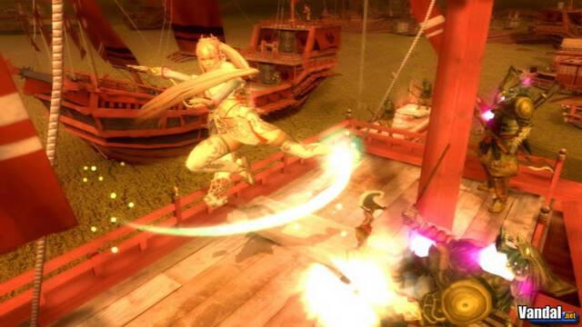 Nuevas imágenes de Genji: Days of the Blade