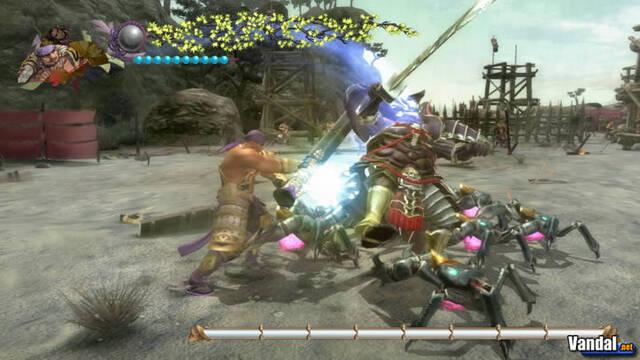 E3: Primeras imágenes de Genji 2