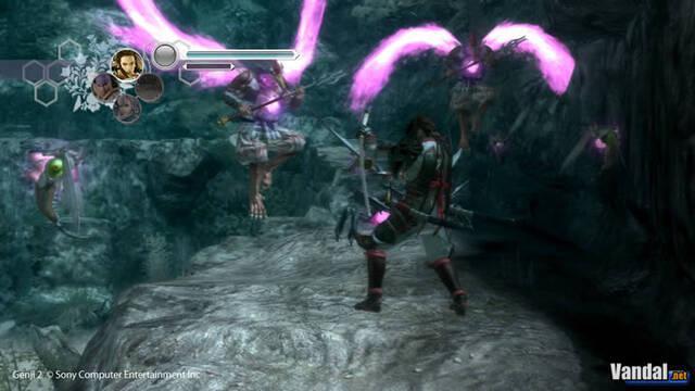 TGS: Nuevas imágenes de Genji 2