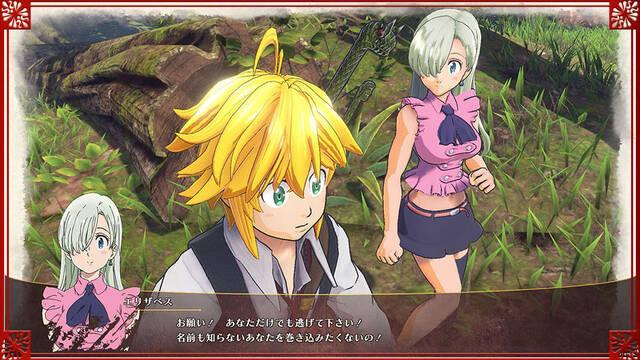 The Seven Deadly Sins: Knights of Britannia muestra su modo aventura