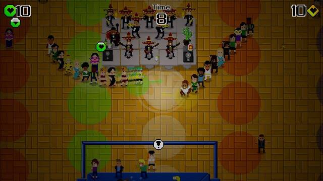 Conga Master Party llega a finales de mes a Nintendo Switch
