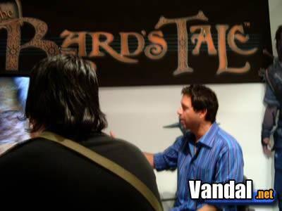E3: Presentado Bard's Tale