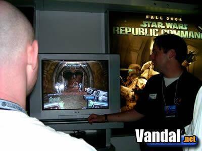 E3: Primeras impresiones Star Wars: Republic Commando