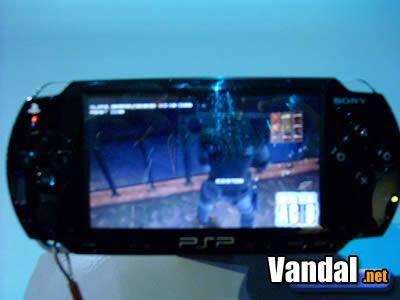 E3: Impresiones: PSP