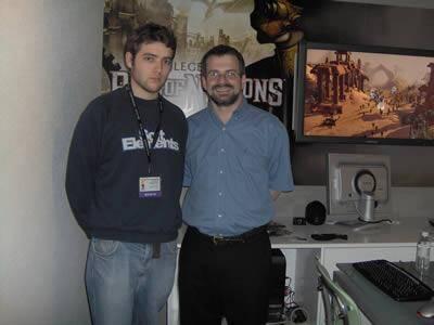 E3: Bryan Reynolds nos presenta Rise of Legends