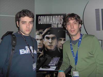 E3: Entrevista Commandos Strike Force