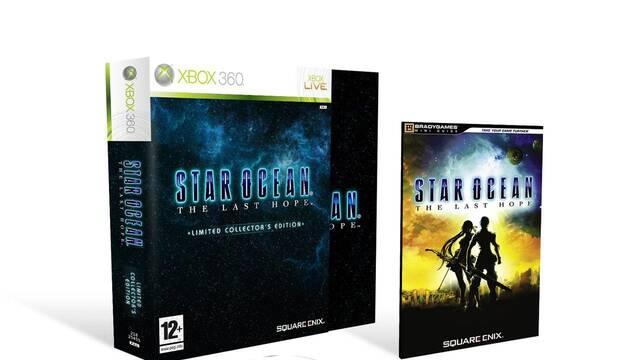 Europa tendrá también la edición de coleccionista de Star Ocean: The Last Hope