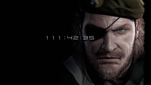 E3: Big Boss aparece en la cuenta atrás de Kojima