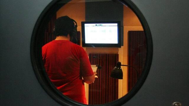 Acudimos a la grabación del doblaje de Halo Reach