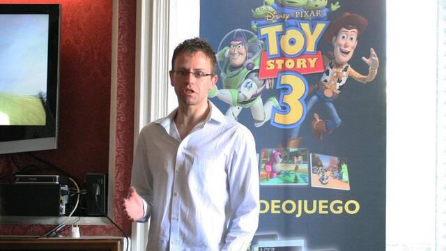 Disney presenta Toy Story 3: El videojuego en Madrid