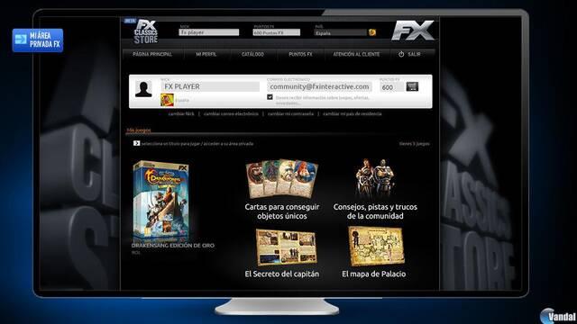 FX Classics Store alcanza los 250.000 jugadores registrados