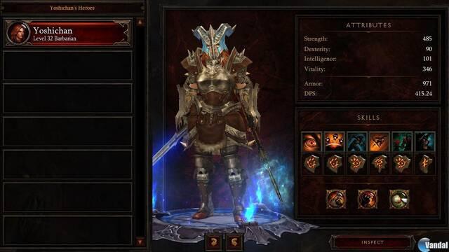 Diablo III ya ha sido completado en dificultad Normal por un jugador