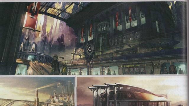 Primeras ilustraciones del próximo 'Tales of'