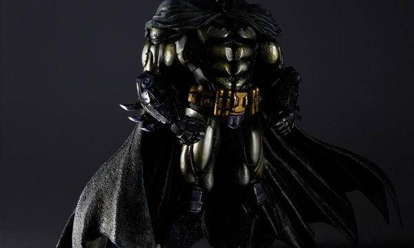 Japón recibirá muñecos de acción de Batman con motivo de Arkham City