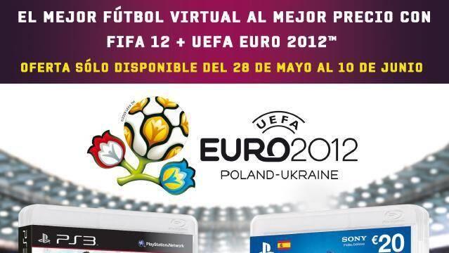 Electronic Arts anuncia un pack UEFA Euro 2012 + FIFA 12