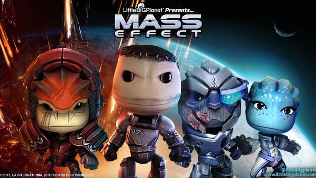LittleBigPlanet recibirá trajes de Mass Effect