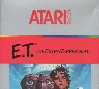 Comienzan una excavación para buscar las copias enterradas de E.T. de Atari 2600