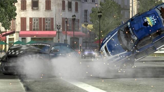 E3: Nuevas imágenes de Burnout 3