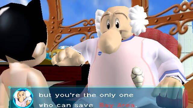 E3: Nuevas imágenes de Astro Boy
