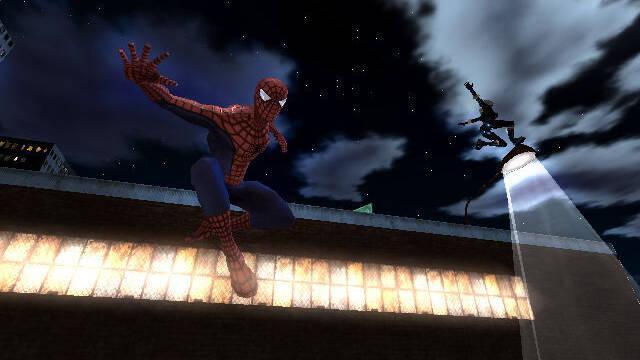 E3: Imágenes de Spiderman 2