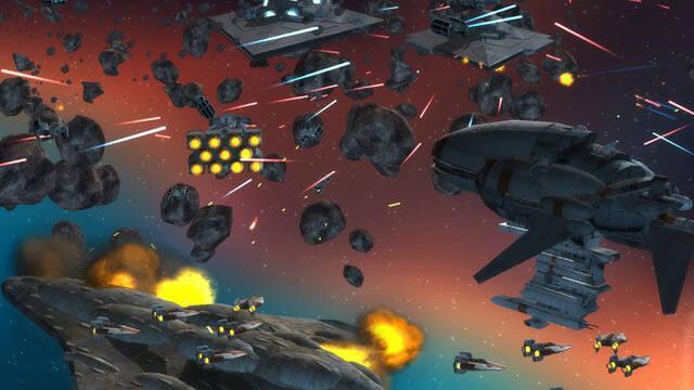 E3: Nuevas imágenes de Star Wars: Empire at War