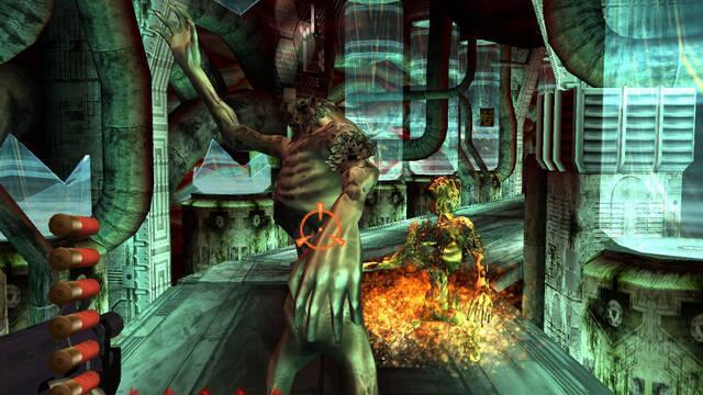Primeras imágenes de House of the Dead 4