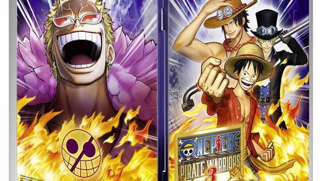 GAME regalará una caja metálica por la reserva de One Piece: Pirate Warriors 3