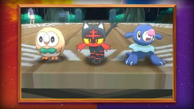 Pokémon Sol/Luna presenta el primer vídeo de su jugabilidad