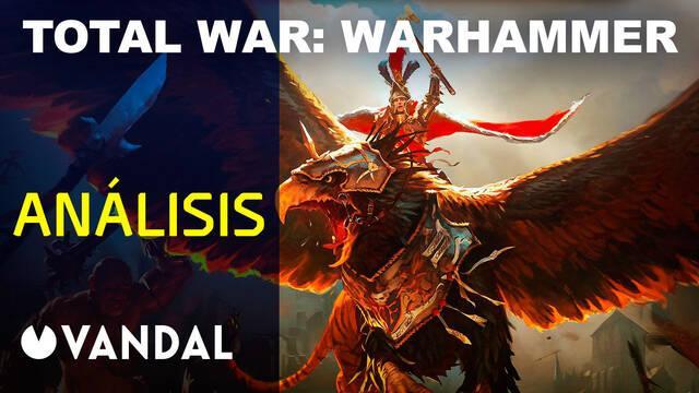 Videoanálisis de Total War: Warhammer