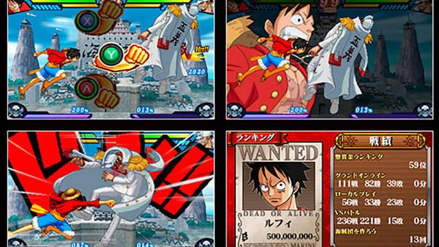 Abierta la página oficial de One Piece: Great Pirate Colosseum