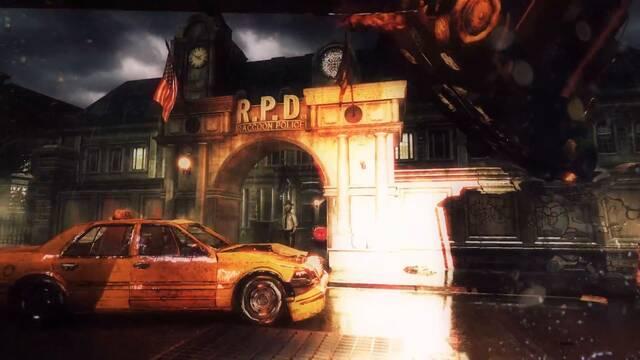 Umbrella Corps muestra la comisaría de Resident Evil 2 en un nuevo vídeo