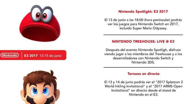 Nintendo sugiere que habrá sorpresas durante la feria E3 de este año