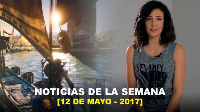 Vandal TV Noticias: El E3 de Nintendo, AC: Origins, Far Cry 5...
