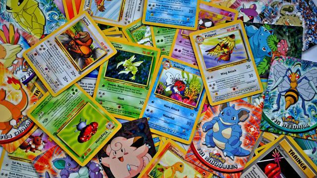 Pokémon puede recibir un nuevo juego de cartas