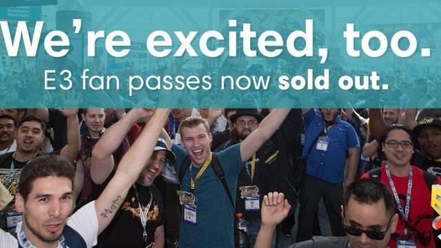Agotadas las entradas para el próximo E3 de junio