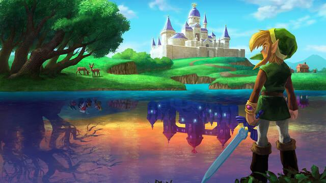 The Legend of Zelda tendrá juego para móviles, según Wall Street Journal