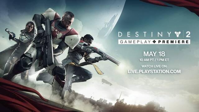 Así es el primer gameplay de Destiny 2