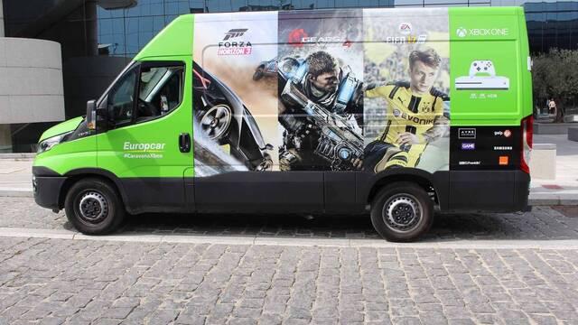 Arranca la 'Caravana Xbox' que muestra los títulos de Xbox One y Windows 10