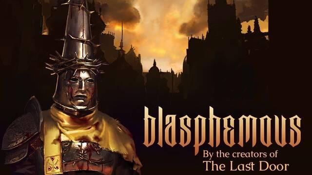 El juego de acción 2D Blasphemous busca financiación en Kickstarter
