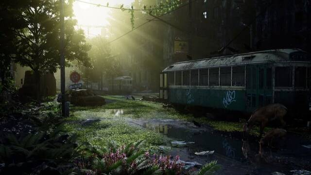 Recrean el mundo de The Last of Us en Unreal Engine 4